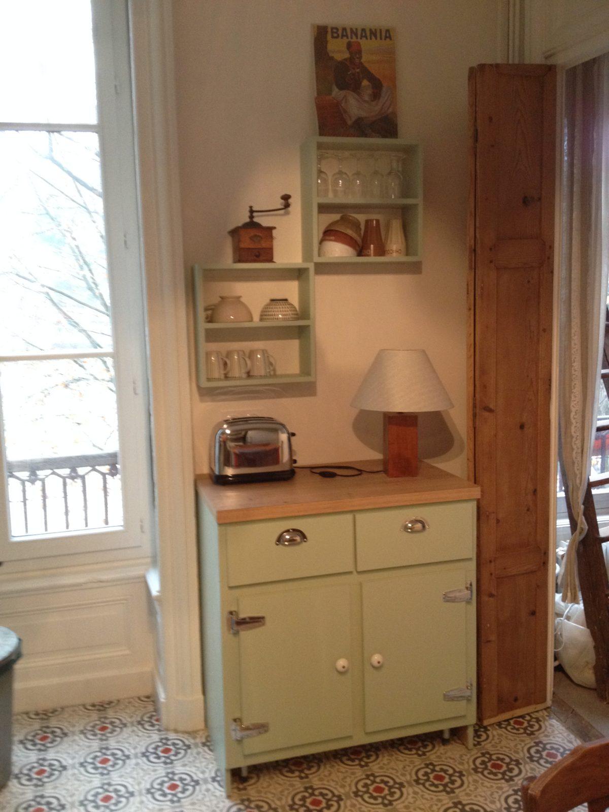 réalisation de meubles de cuisine sur mesure (après)